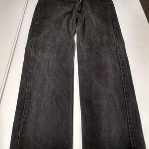 Levi's 505 38x32 Black Jeans